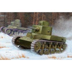 Russian T-24 Medium Tank