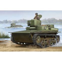 Russian T-37 Amphibious Light Tank