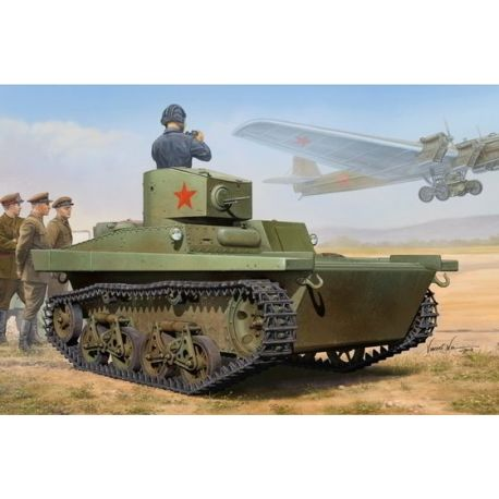 Russian T-37A Light Tank (Izhorsky)
