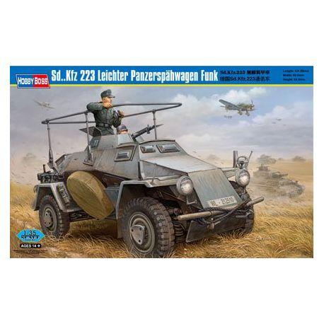 Sd.Kfz.223 Leichter Panzerspahwagen Funk