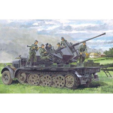 Sd.Kfz.7/2 3.7cm Flak 36