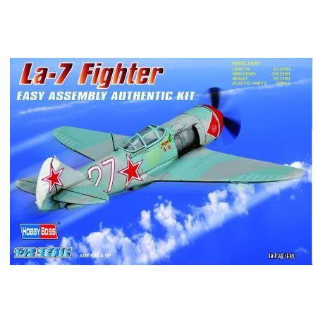 Soviet La-7 Fighter