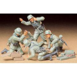 Equipo de Mortero de Infanteria Alemana