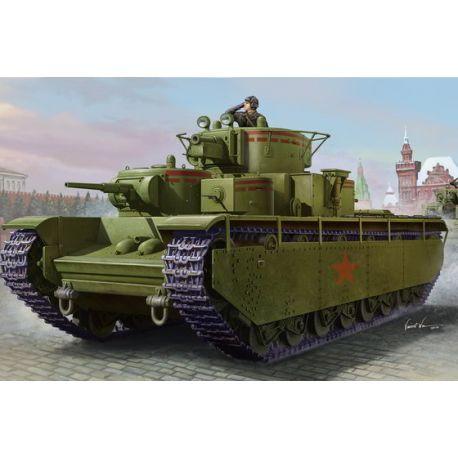 Soviet T-35 Heavy Tank Early