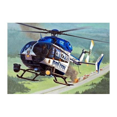 Eurocopter EC145 Police/Gendarmerie
