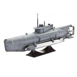 Submarino Aleman Type XXVIIB - Seehund