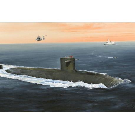 "Submarino Nuclear Frances ""Le Triomphant"""
