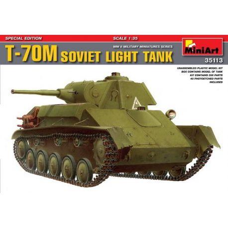 T-70M Soviet Light Tank - Edición Especial