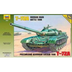 T-72A Russian main battle tank