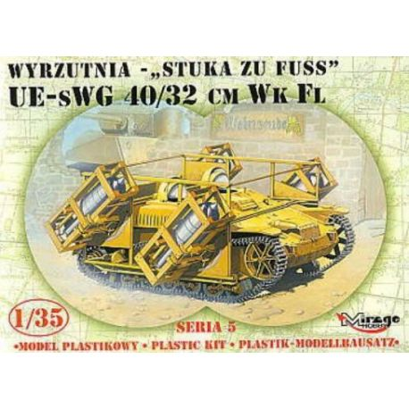 Tankette AMR-UE-sWG 40/32
