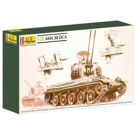 Tanque AMX 30 DCA