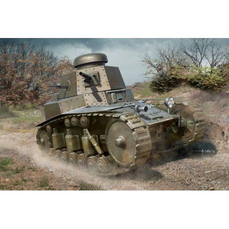 Tanque Ruso T-18 Light Tank MOD1927