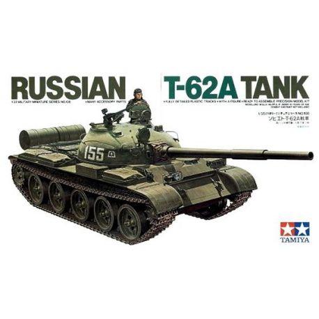 Tanque Soviético T-62A