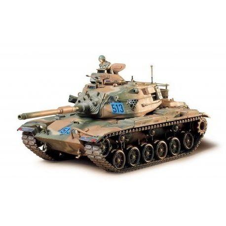 Tanque U.S. M60A3 105mm 1:35