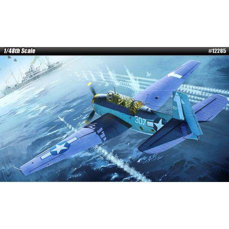 TBM-3 USS Bunker Hill