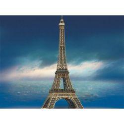 Torre Eiffel -Recotable de papel