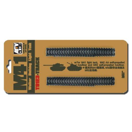 Track Type T91E3 for M41