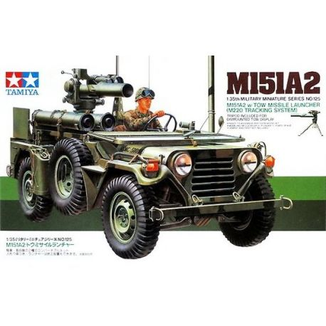 U.S. M151A2 with Tow Missle Launcher