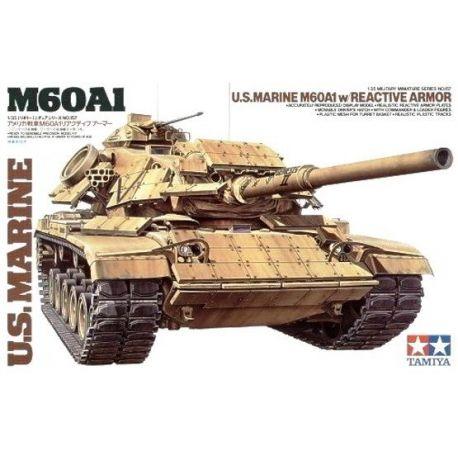 U.S. M60A1 con Blindaje Reactivo 1:35
