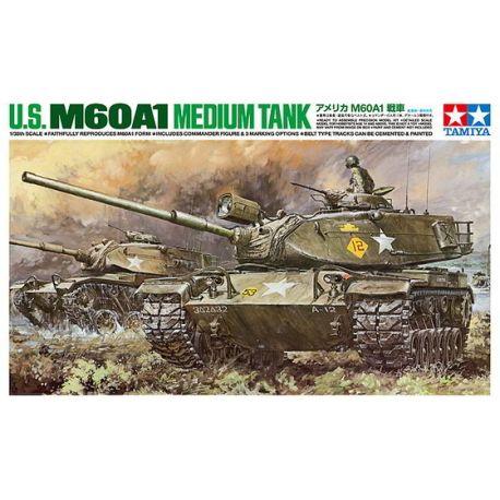U.S. M60A1 Medium Tank