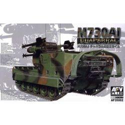 U.S. M730A1 Chaparral (Air Defense Missile System)