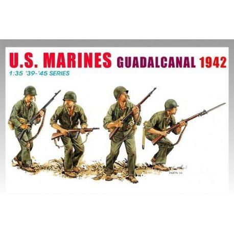 U.S. Marines - Guadalcanal 1942