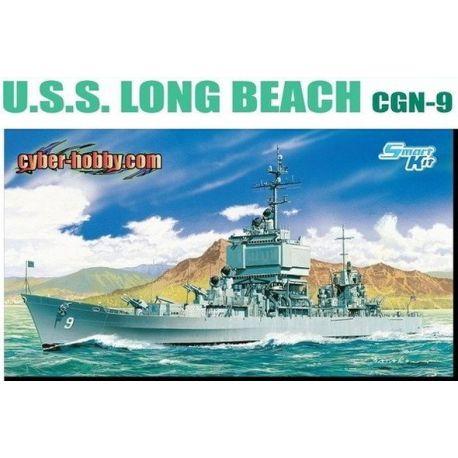 U.S.S. Long Beach CGN-9