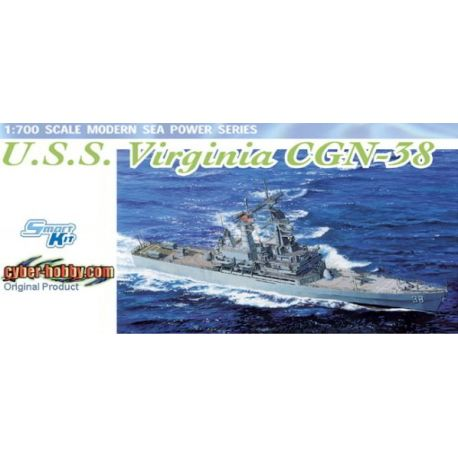 U.S.S. Virginia CGN-38