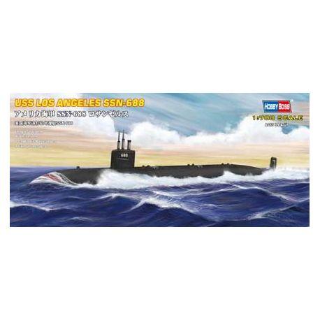 USS Los Angeles SSN-688 attack submarine
