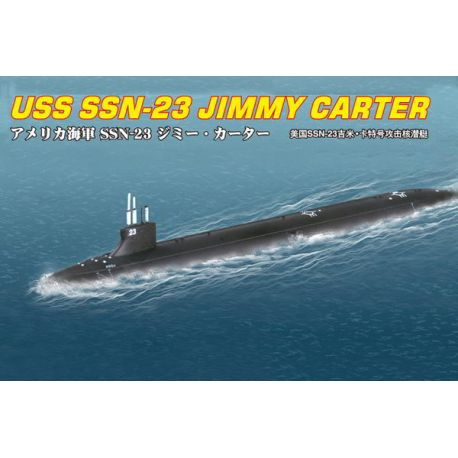 USS SSN-23 JIMMY CARTER