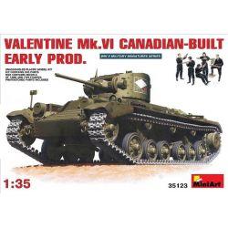 Valentine Mk.VI Canadian-Built Early Prod