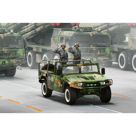 Vehículo Militar Meng Shi 1.5 ton