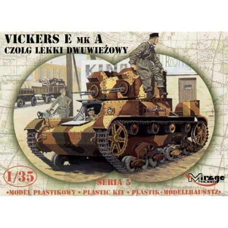 Vickers E Mk.A