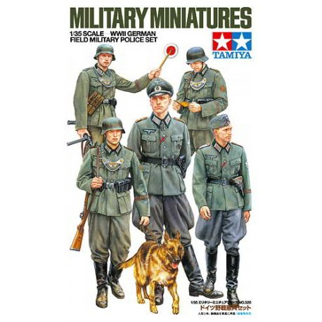 WWII German Field Military Police Set