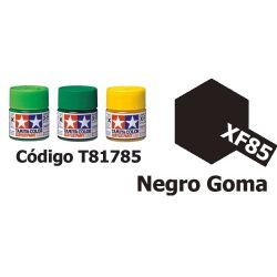 XF-85 Negro Goma Mate