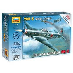 Yak-3 Soviet Fighter