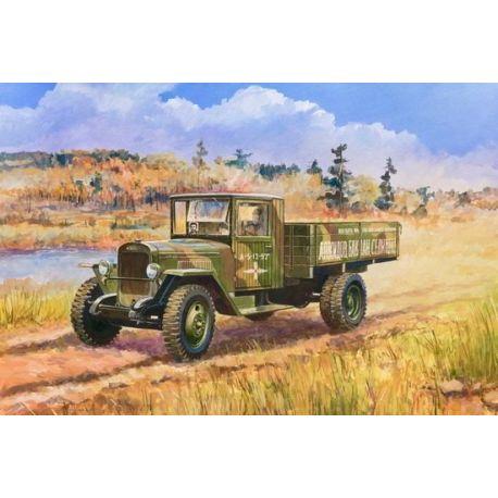 ZIS-5V Soviet Truck