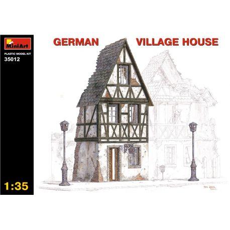 Casa de Pueblo Alemana