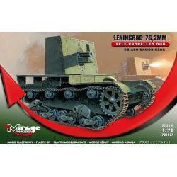 Leningrad 76,2mm - autopropulsado 76.2mm