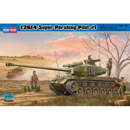 T26E4 Super Pershing Pilot 1