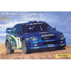Subaru Impreza WRC `03