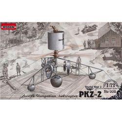 PKZ-2 Helicóptero Austro-Hungaro