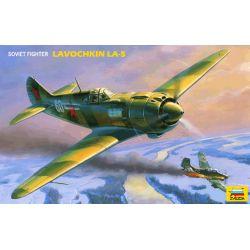 Lavochkin La-5 Soviet fighter