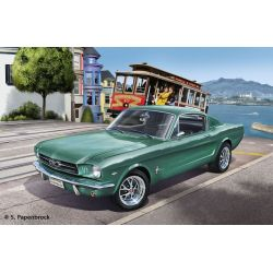 Ford Mustang 2+2 Fastback 1965