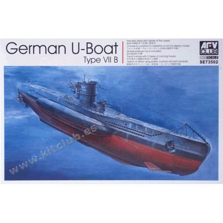 German U-Boat VII B