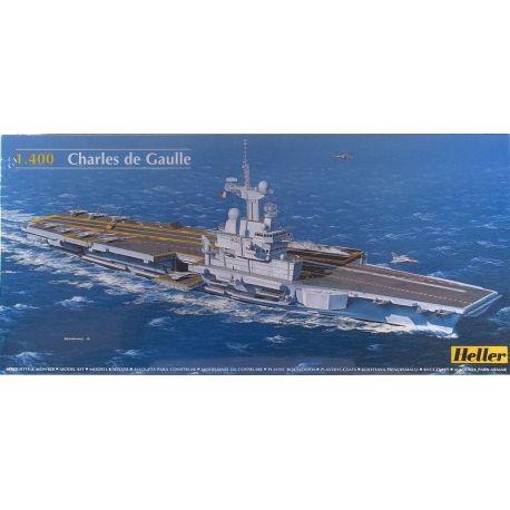 Portaaviones Charles de Gaulle (R91)