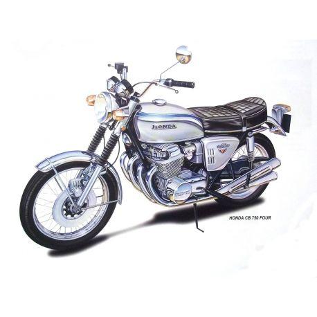 Moto Honda CB 750 Four