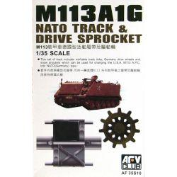 M113A1G NATO Track & Drive Sprocket.