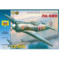 Lavochkin La-5FN Soviet fighter