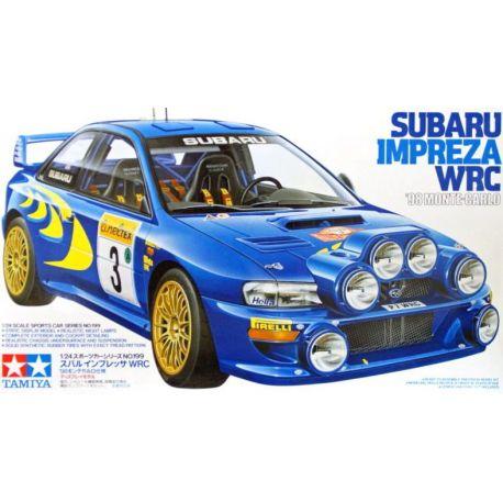 Subaru Impreza WRC Montecarlo 1998